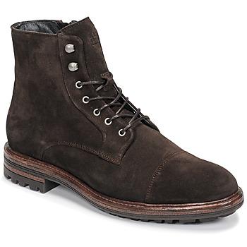 Sapatos Homem Botas baixas Blackstone UG20 Preto
