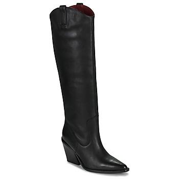 Sapatos Mulher Botas Bronx NEW KOLE Preto