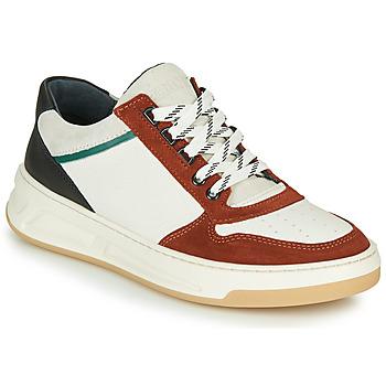 Sapatos Mulher Sapatilhas Bronx OLD COSMO Branco