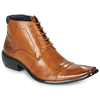 Sapatos Homem Botas baixas Kdopa KYRIAKOS Camel