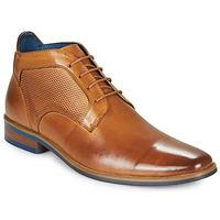 Sapatos Homem Botas baixas Kdopa BRINO Camel