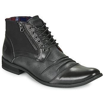 Sapatos Homem Botas baixas Kdopa TOM Preto