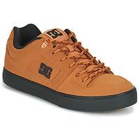 Sapatos Homem Sapatilhas DC Shoes PURE WNT Castanho