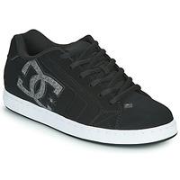 Sapatos Homem Sapatilhas DC Shoes NET Preto / Cinza