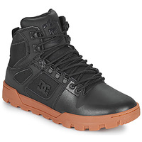 Sapatos Homem Sapatilhas de cano-alto DC Shoes PURE HIGH TOP WR BOOT Preto