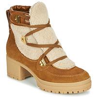 Sapatos Mulher Botas de neve See by Chloé EILEEN Castanho