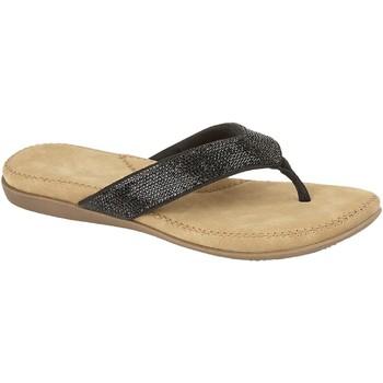 Sapatos Mulher Chinelos Cipriata  Preto