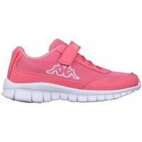 Sapatos Criança Sapatilhas Kappa Follow K Vermelho