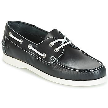 Sapatos Homem Sapato de vela Casual Attitude REVORO Marinho