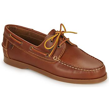 Sapatos Homem Sapato de vela Casual Attitude REVORO Castanho