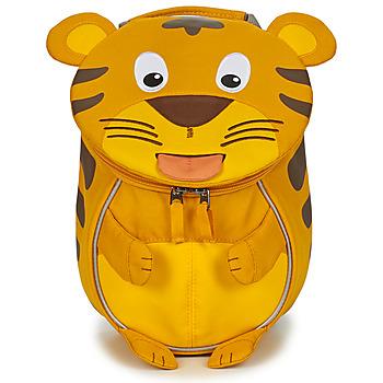 Malas Criança Mochila Affenzahn TIMMY TIGER Amarelo
