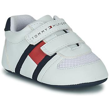 Sapatos Criança Sapatilhas Tommy Hilfiger  Branco