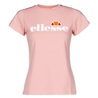 Textil Mulher T-Shirt mangas curtas Ellesse MALIS Rosa