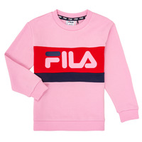 Textil Rapariga Sweats Fila CARL Rosa