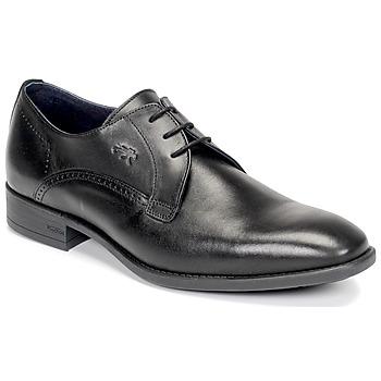Sapatos Homem Sapatos Fluchos LUKE Preto