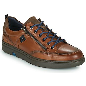 Sapatos Homem Sapatilhas Fluchos ATLASS Castanho