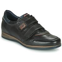 Sapatos Homem Sapatilhas Fluchos DANIEL Preto