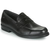 Sapatos Homem Mocassins Fluchos SIMON Preto