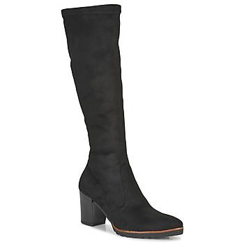 Sapatos Mulher Botas Dorking THAIS Preto