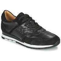 Sapatos Homem Sapatilhas Brett & Sons SUZI Preto