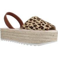 Sapatos Mulher Sandálias Ria 21940 S2 Multicolorido