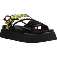 Sapatos Mulher Sandálias 181 ORIGANO Preto