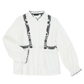 Textil Rapariga camisas Ikks XR12022 Branco