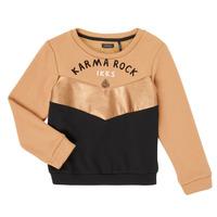 Textil Rapariga Sweats Ikks XR15012 Castanho
