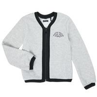 Textil Rapariga Casacos de malha Ikks XR17062 Cinza