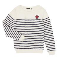 Textil Rapariga camisolas Ikks XR18032 Branco