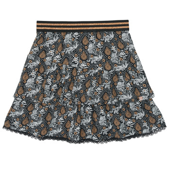 Textil Rapariga Saias Ikks XR27082 Preto