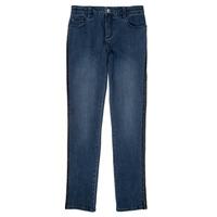 Textil Rapariga Calças de ganga slim Ikks XR29062 Azul