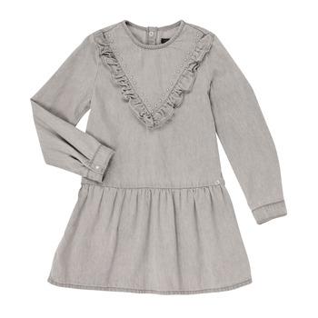 Textil Rapariga Vestidos curtos Ikks XR30022 Cinza