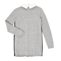 Textil Rapariga Vestidos curtos Ikks XR30082 Cinza