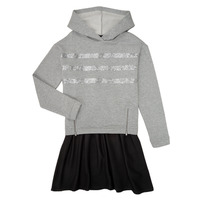 Textil Rapariga Vestidos curtos Ikks XR30112 Cinza