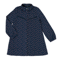 Textil Rapariga Vestidos curtos Ikks XR30152 Azul