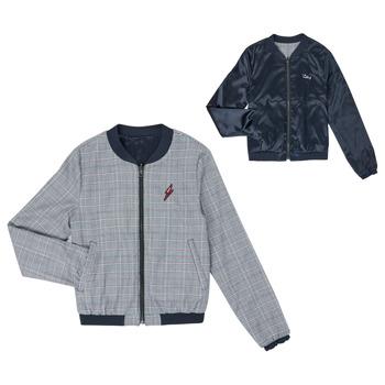 Textil Rapariga Jaquetas Ikks XR40012 Azul