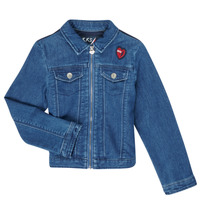 Textil Rapariga casacos de ganga Ikks XR40052 Azul