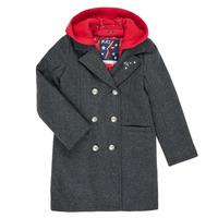 Textil Rapariga Casacos Ikks XR44012 Cinza