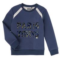 Textil Rapaz Sweats Ikks XR15093 Azul