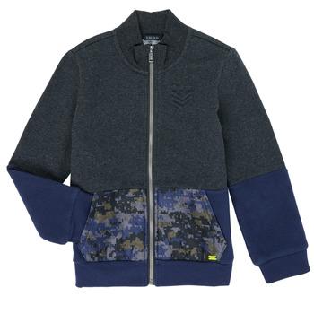 Textil Rapaz Sweats Ikks XR17103 Cinza
