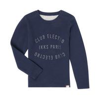 Textil Rapaz camisolas Ikks XR18003 Azul