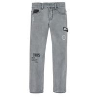 Textil Rapaz Calças de ganga slim Ikks XR29123 Cinza
