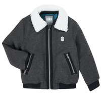 Textil Rapaz Jaquetas Ikks XR40083 Cinza