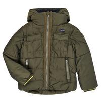 Textil Rapaz Quispos Ikks XR41123 Castanho
