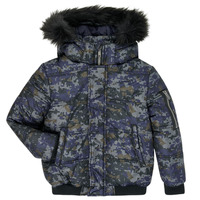 Textil Rapaz Quispos Ikks XR41133 Azul