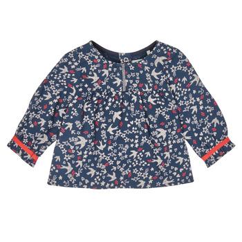 Textil Rapariga camisas Ikks XR12010 Azul