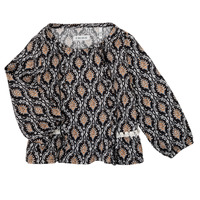 Textil Rapariga camisas Ikks XR12020 Preto
