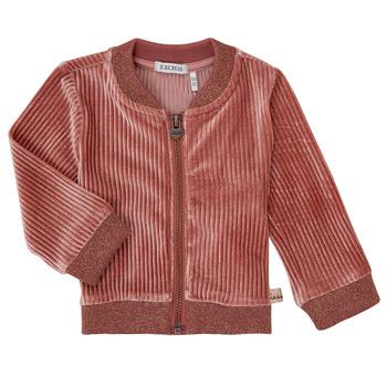 Textil Rapariga Casacos de malha Ikks XR17030 Rosa