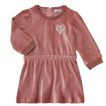 Textil Rapariga Vestidos curtos Ikks XR30120 Rosa